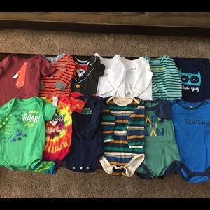 Other - 6-9 month onsies